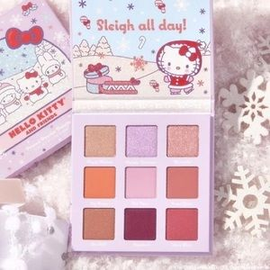 ColourPop x Hello Kitty and Friends Palette